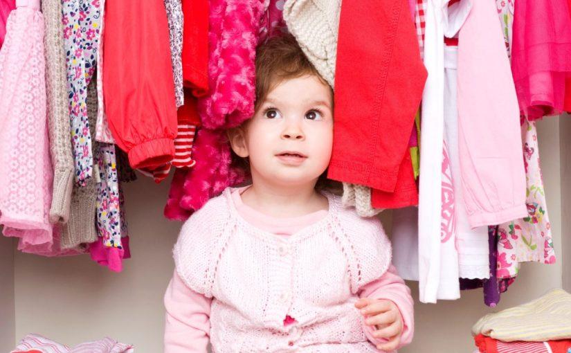 ребенок и одежда