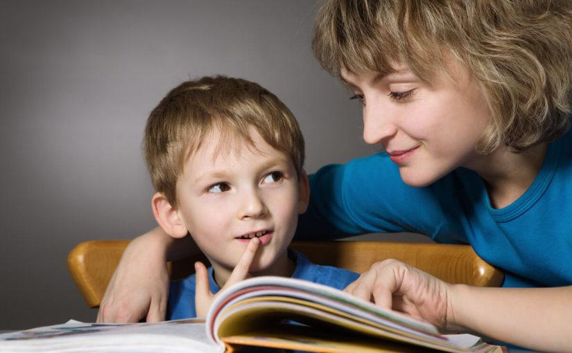 Книга помогает в развитии ребёнка