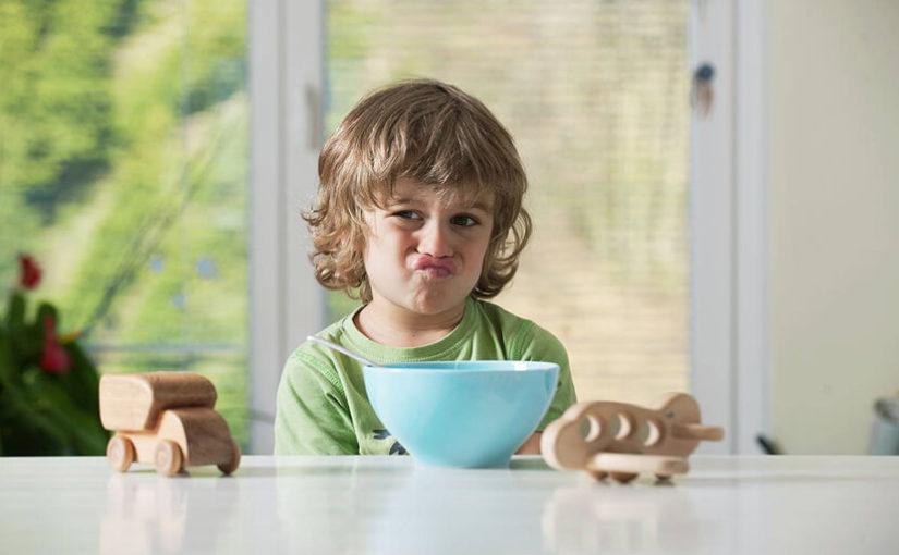 Ребёнок плохо ест в саду