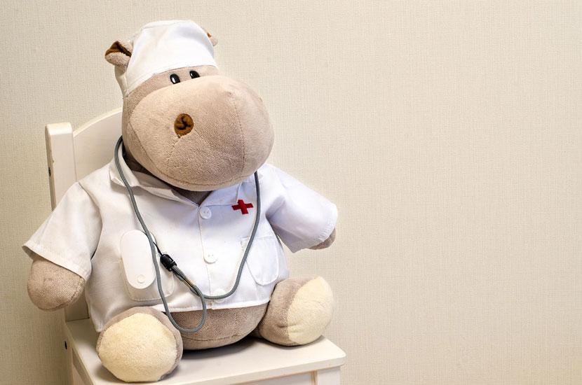 у ребенка должна быть медицинская карта